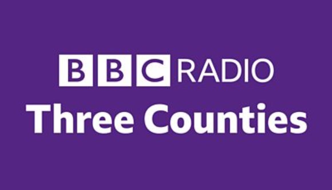 We're on BBC Three Counties